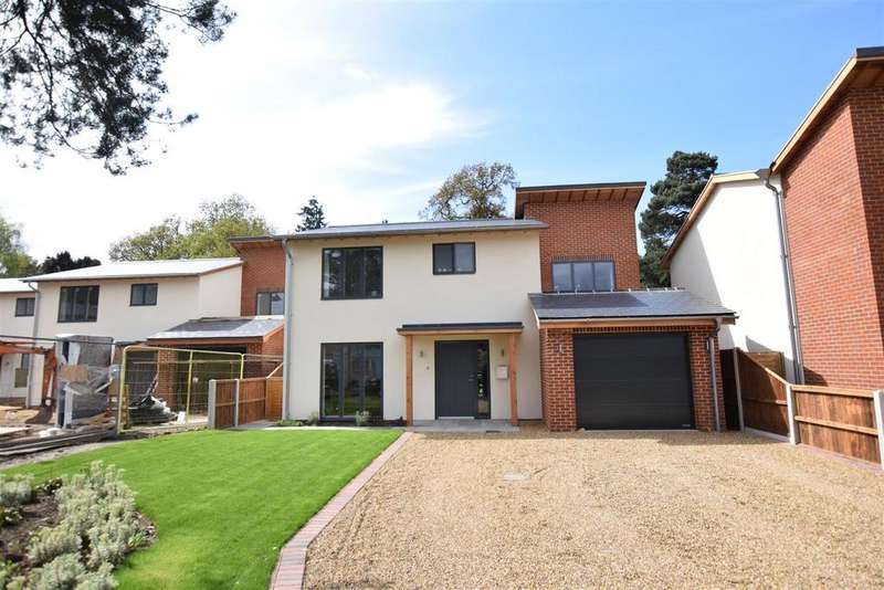 4 Bedrooms House for sale in The Woodlands, Parkside Drive, Norwich