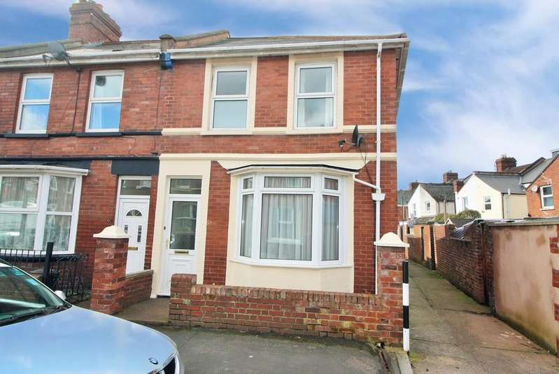 3 Bedrooms Terraced House for sale in Beaufort Road, Exeter