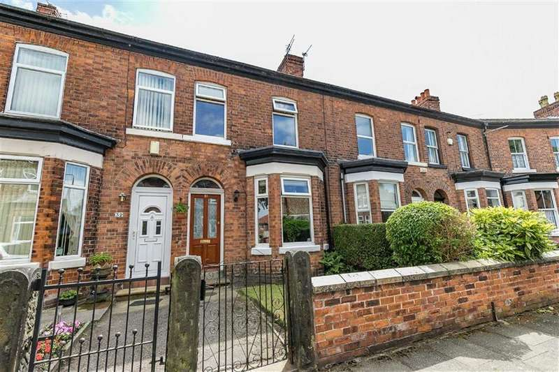 3 Bedrooms Terraced House for sale in Victoria Drive, Sale
