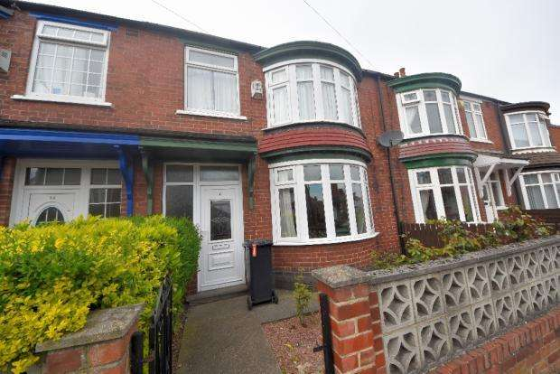 3 Bedrooms Terraced House for sale in Mulgrave Road, Middlesbrough TS5