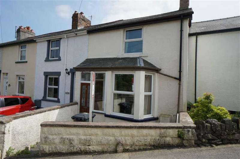 2 Bedrooms Terraced House for sale in Cowlyd Terrace, Trefriw