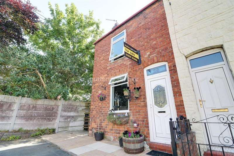 2 Bedrooms Semi Detached House for sale in Spencer Street, Barnton