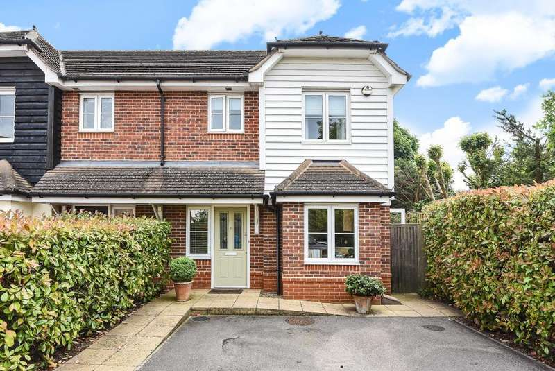 3 Bedrooms House for sale in The Garden Mews, Maidenhead, SL6