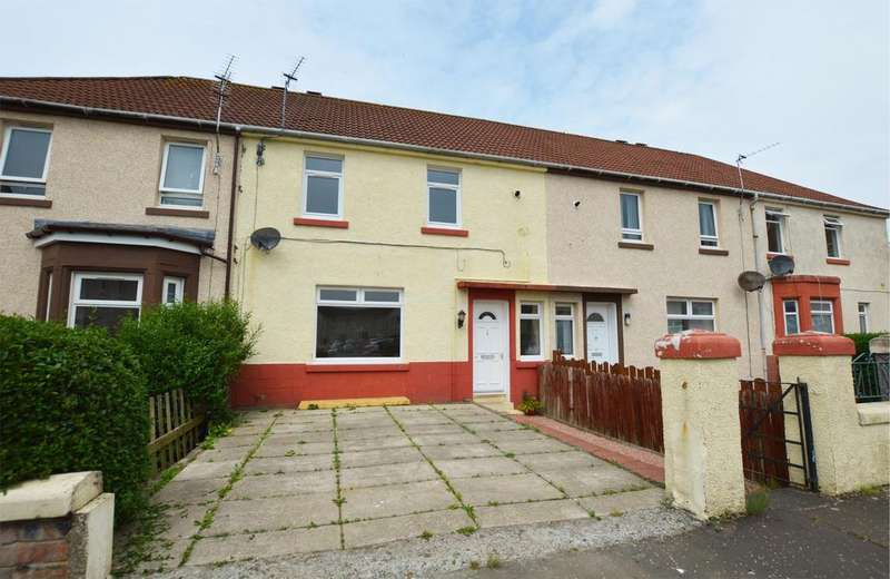 3 Bedrooms Terraced House for sale in 14 St. Medans Place, SALTCOATS, KA21 6AY
