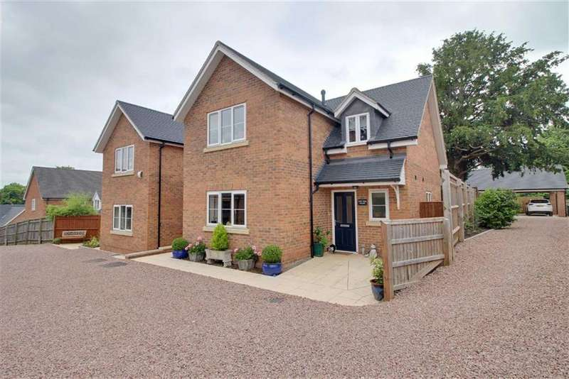 4 Bedrooms Detached House for sale in The Walled Garden, Newent, Gloucestershire