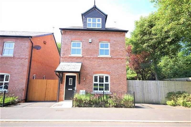 4 Bedrooms Detached House for sale in Gartmore Close, Northenden, Manchester, M22