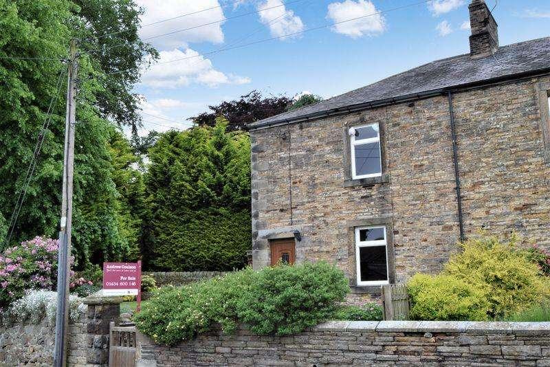 2 Bedrooms Semi Detached House for sale in Melkridge