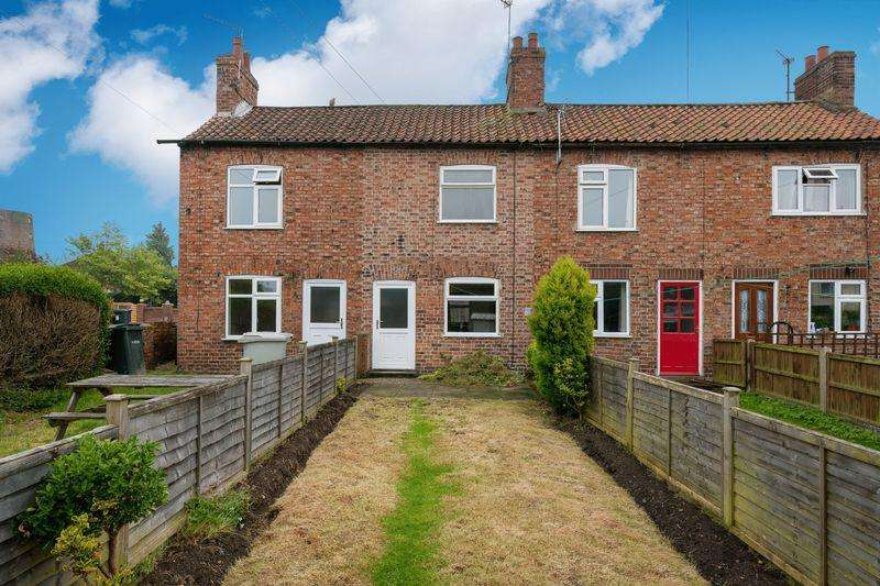 2 Bedrooms Terraced House for sale in Spilsby Road, Horncastle