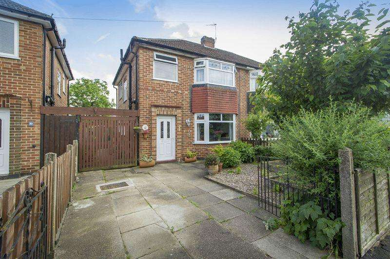 3 Bedrooms Semi Detached House for sale in WINDSOR DRIVE, SPONDON