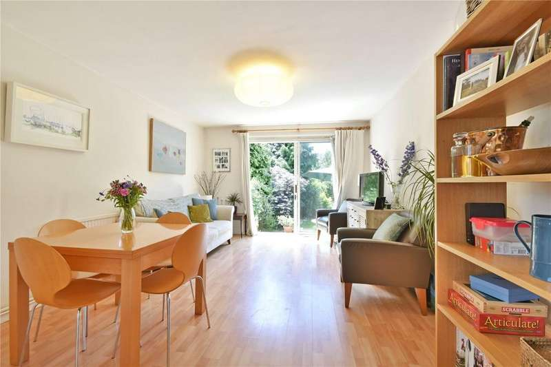 2 Bedrooms Apartment Flat for sale in Westbere Road, West Hampstead Borders, NW2