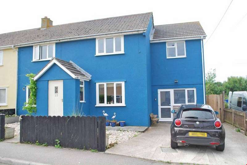 3 Bedrooms Semi Detached House for sale in St Agnes, Cornwall, TR5