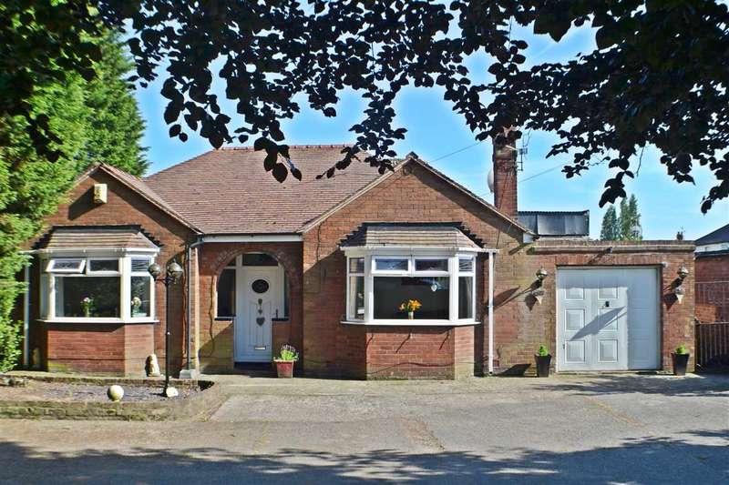 4 Bedrooms Bungalow for sale in Warrington Road, Penketh, Warrington