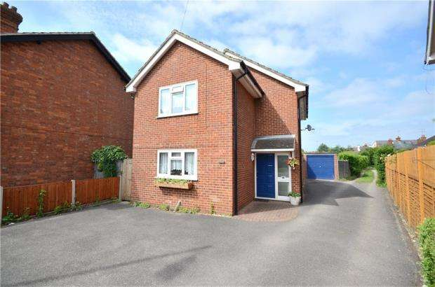 3 Bedrooms Detached House for sale in Yorktown Road, College Town, Sandhurst