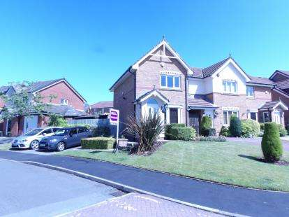 2 Bedrooms Semi Detached House for sale in Eastwood Close, Deane, Bolton, Greater Manchester, BL3