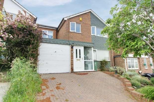 4 Bedrooms Detached House for sale in Cherry Tree Avenue, Belper, Derbyshire, DE56 1FR