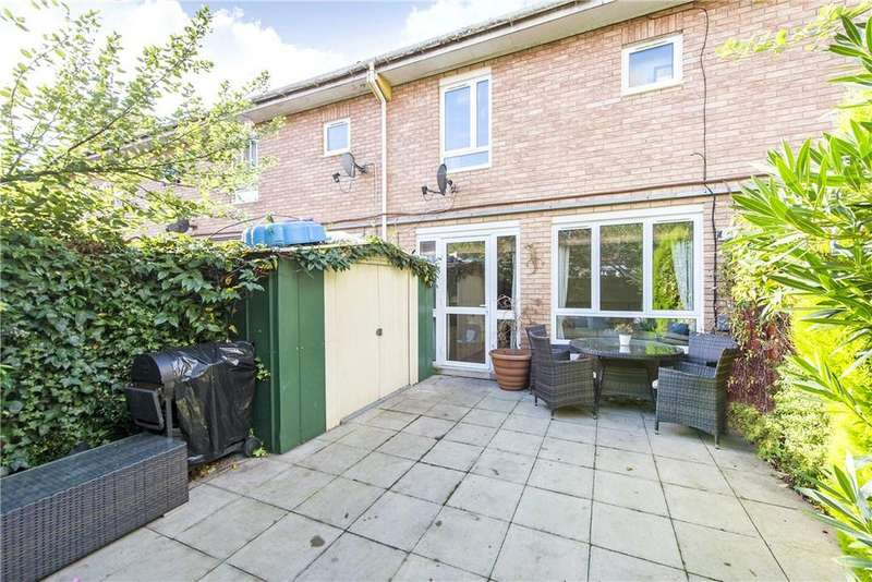 3 Bedrooms Terraced House for sale in Aspern Grove, Belsize Park, London, NW3