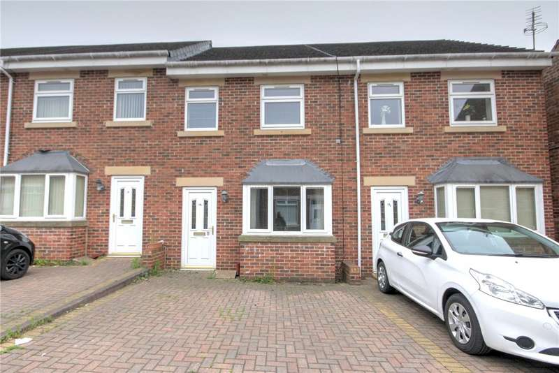 3 Bedrooms Terraced House for sale in Seymour Street, Bishop Auckland, County Durham, DL14
