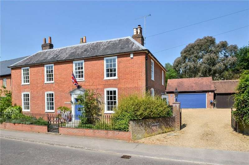 7 Bedrooms Detached House for sale in West Street, Hambledon, Waterlooville, Hampshire, PO7