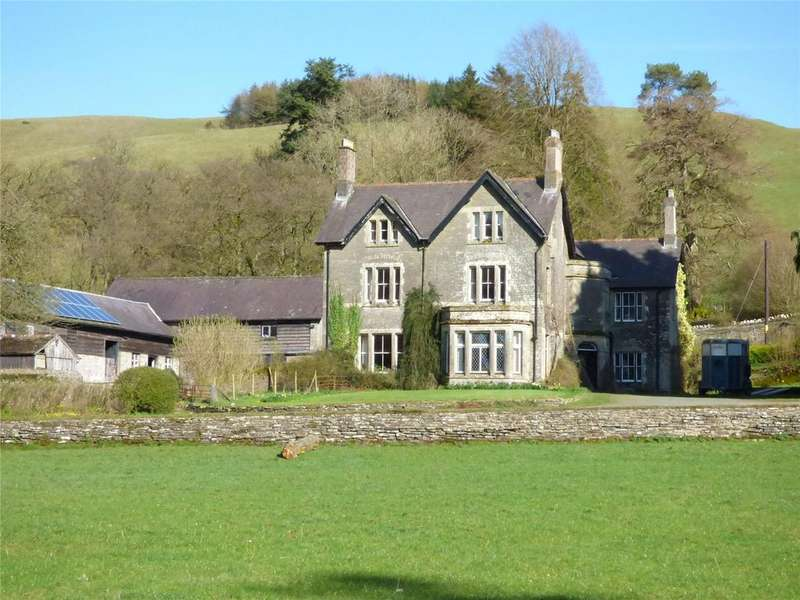 5 Bedrooms Farm Commercial for sale in Dolau, Llandrindod Wells, Powys