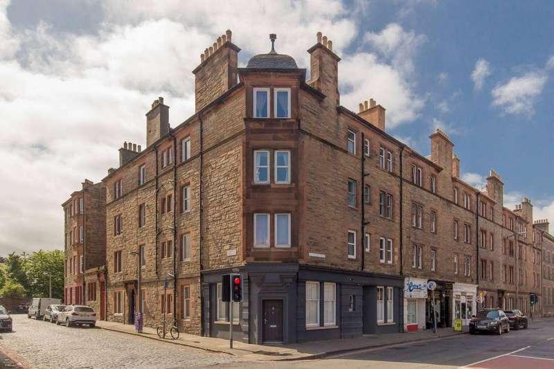 2 Bedrooms Flat for sale in 1/3 Hermand Crescent, Edinburgh, EH11 1QP
