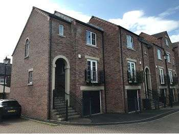 2 Bedrooms Town House for sale in 17 McIlmoyle Way, Denton Holme, Carlisle, CA2 5GY