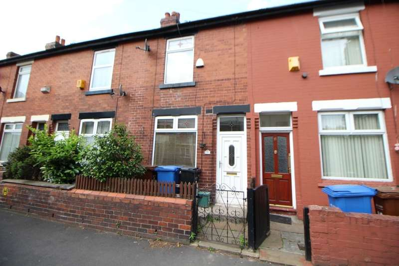 2 Bedrooms Terraced House for sale in Wilton Street, Stockport, SK5