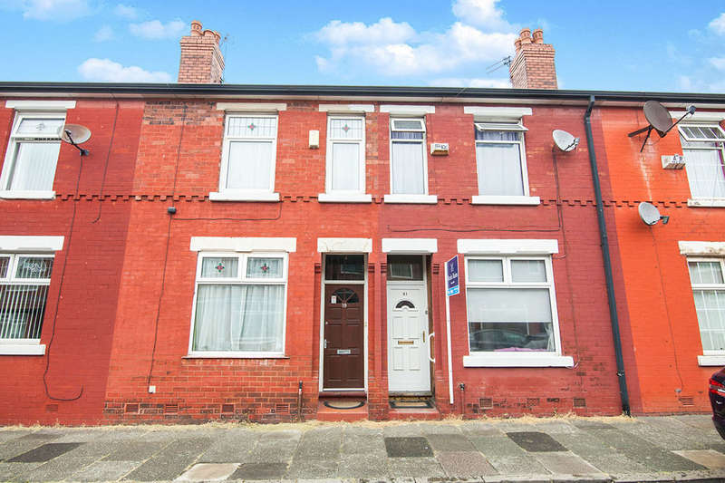 2 Bedrooms Terraced House for sale in Boscombe Street, Reddish, Stockport, SK5