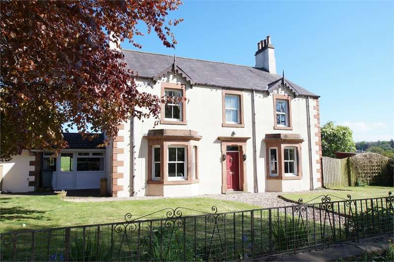 4 Bedrooms Detached House for sale in CA5 7BL Hawksdale, Dalston, Carlisle, Cumbria