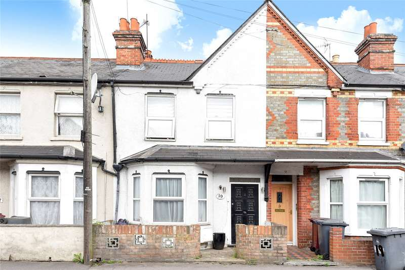4 Bedrooms Terraced House for sale in Beresford Road, Reading, Berkshire, RG30