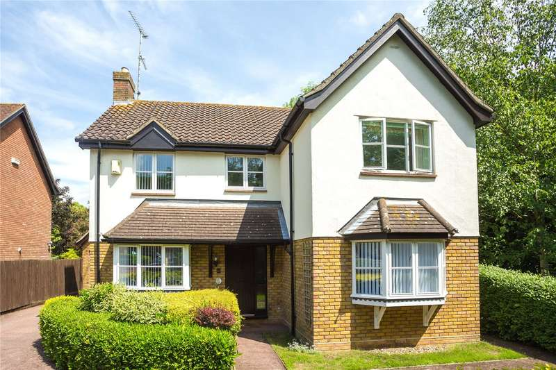 4 Bedrooms Detached House for sale in Bradwell Green, Hutton, Brentwood, Essex