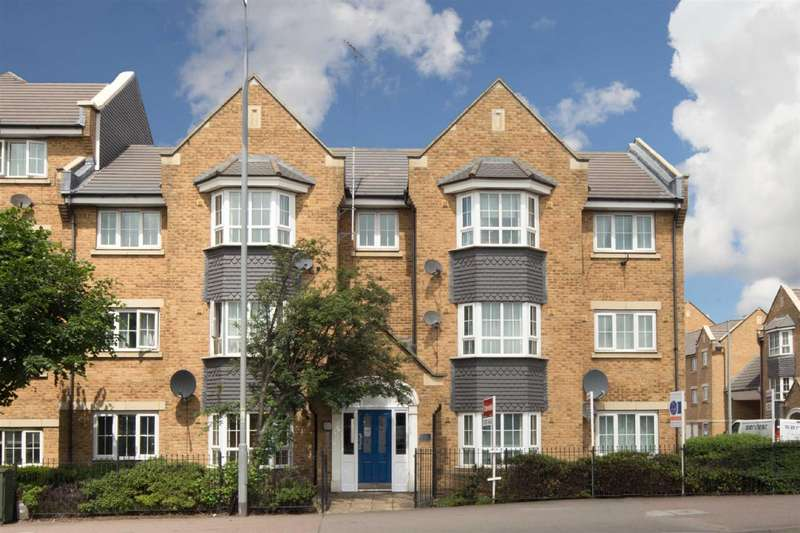 2 Bedrooms Flat for sale in Russett Way, Dunstable