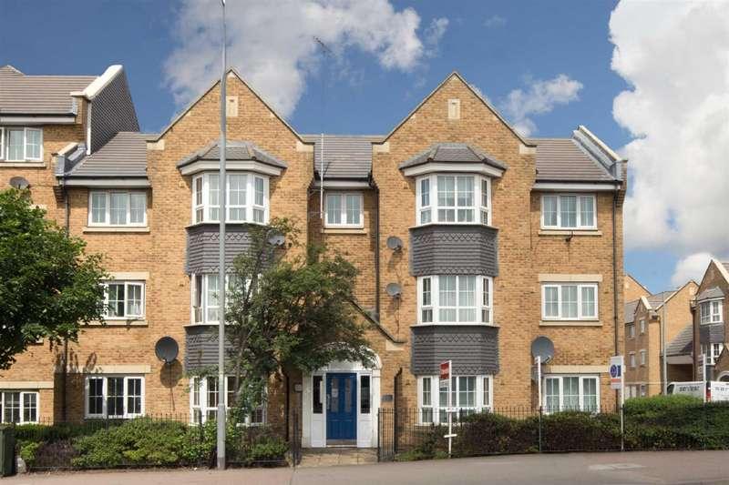 2 Bedrooms Flat for sale in Russett Way, Dunstable