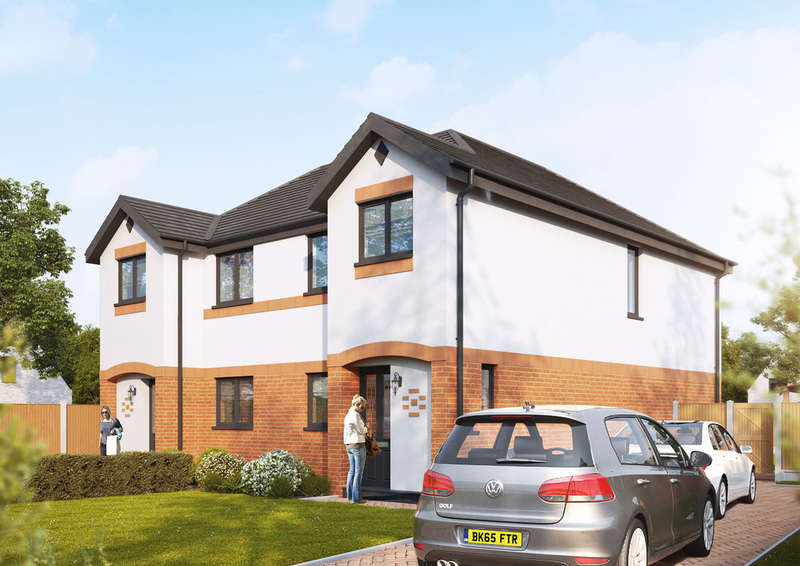 3 Bedrooms Semi Detached House for sale in Knowsley Cottages, Knowsley Road, Offerton