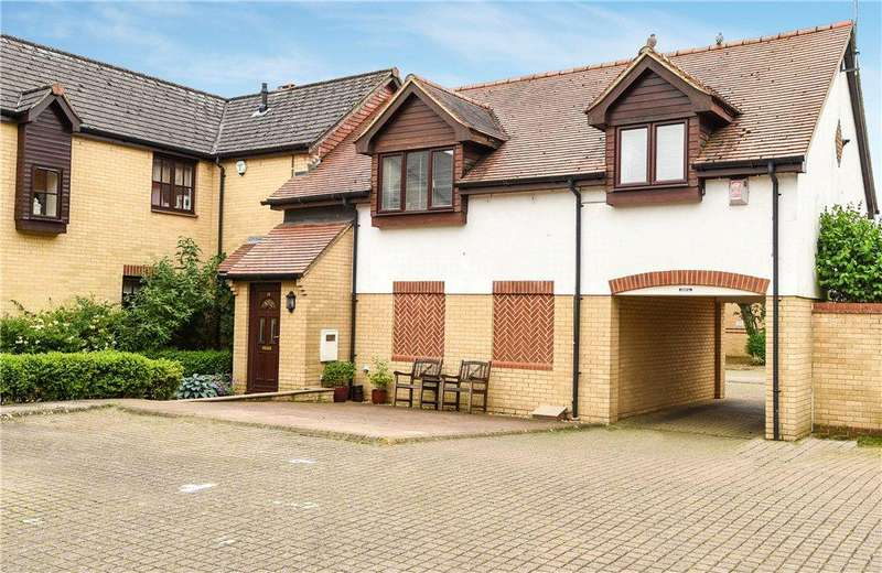 1 Bedroom House for sale in Hipwell Court, Olney, Buckinghamshire