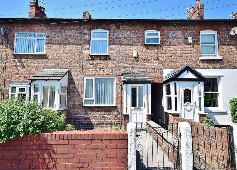 2 Bedrooms Terraced House for sale in Wilmslow Road, Heald Green