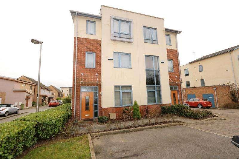 3 Bedrooms Semi Detached House for sale in Heywood Gate, Milton Keynes