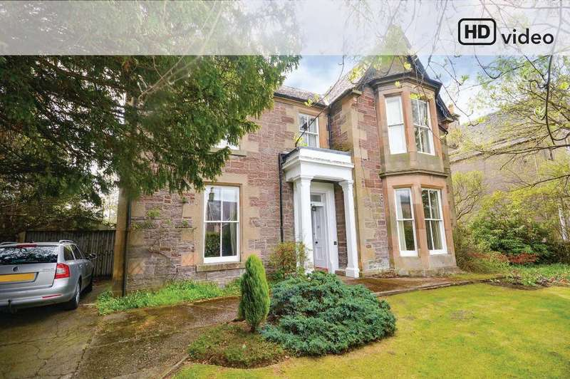 5 Bedrooms Detached House for sale in 29 Fountain Road, Bridge of Allan, Stirling, FK9 4AT