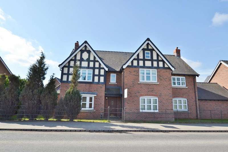 5 Bedrooms Detached House for sale in Broomfield, Somerford