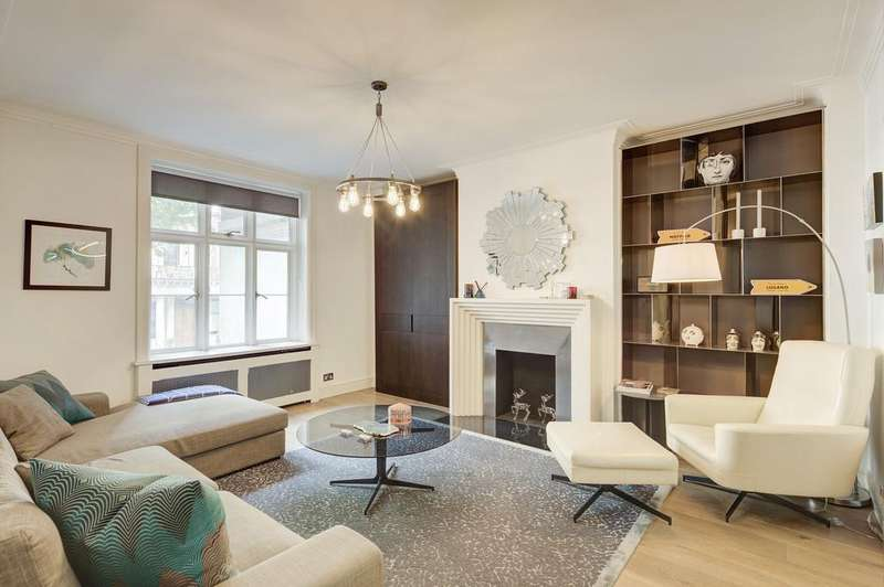 2 Bedrooms Flat for sale in Chesterfield Gardens, Mayfair, London, W1J
