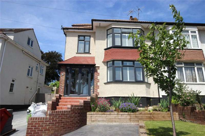 4 Bedrooms Semi Detached House for sale in Bell Barn Road, Bristol, BS9