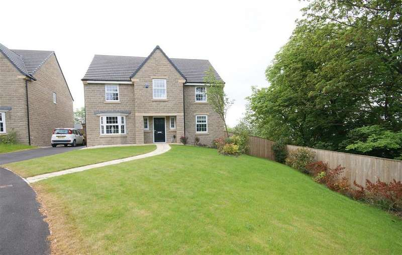 4 Bedrooms Detached House for sale in Bluebell Drive, Bradford