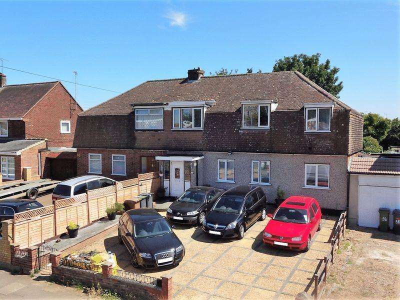 4 Bedrooms Semi Detached House for sale in Mayne Avenue.