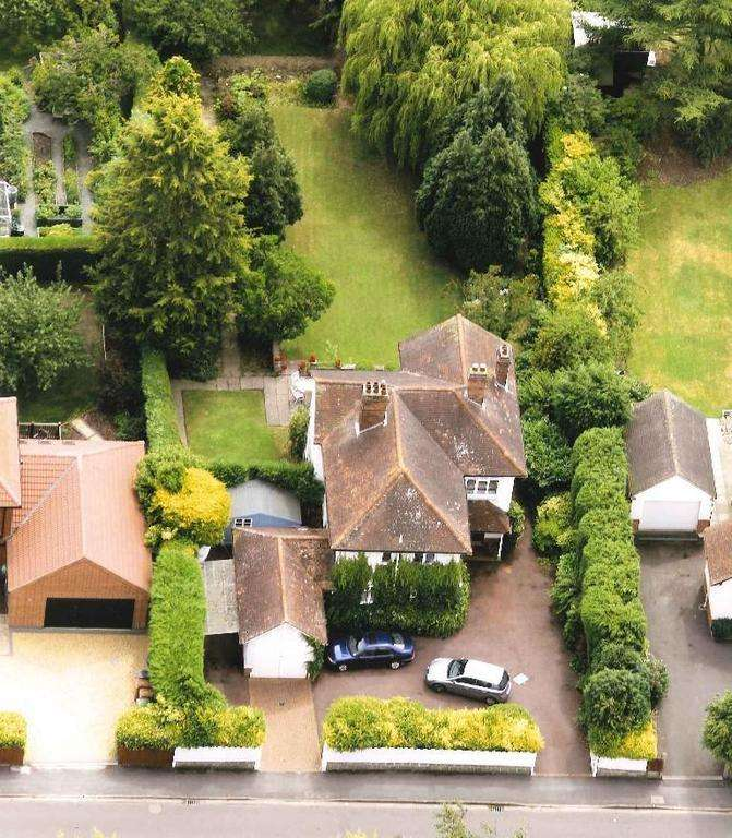 5 Bedrooms Detached House for sale in Hamilton Drive, Melton Mowbray