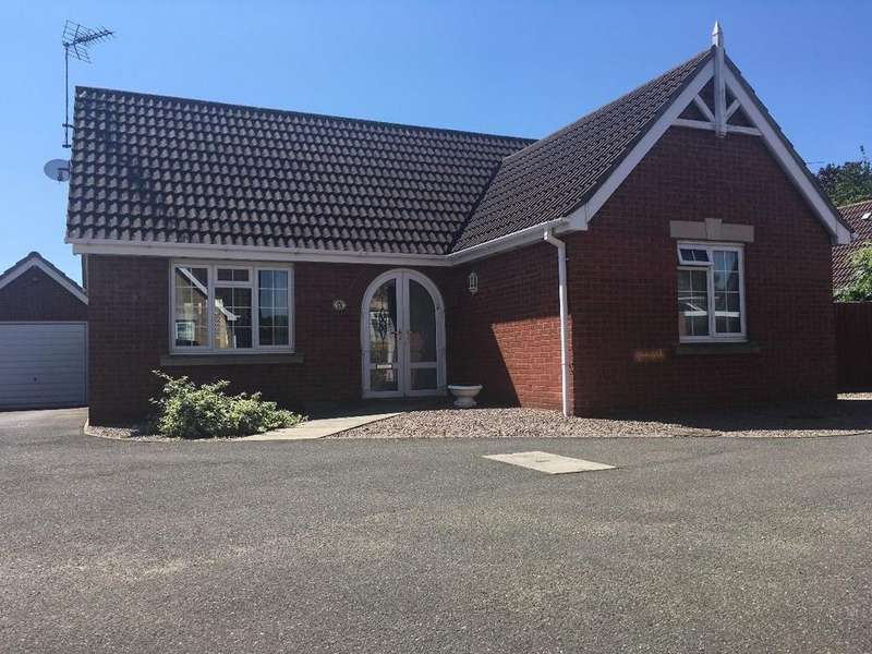 2 Bedrooms Bungalow for sale in Southfields Close, Wisbech PE13