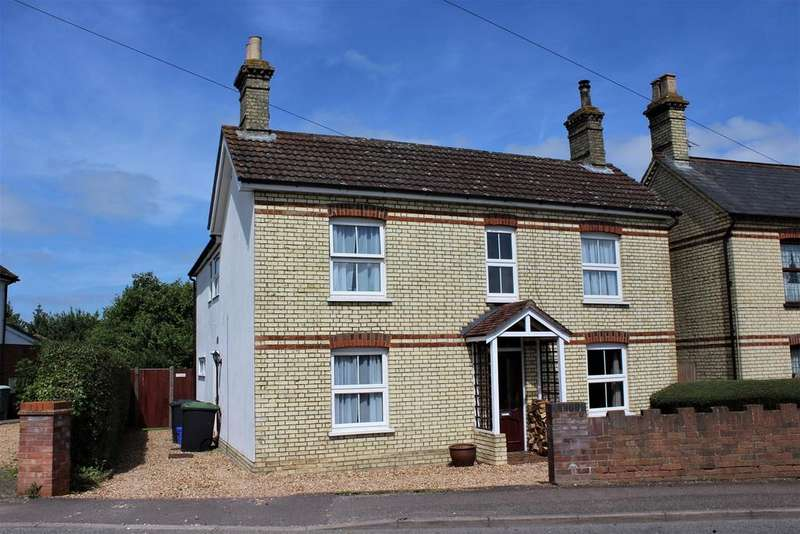 4 Bedrooms Detached House for sale in Hitchin Road, Stotfold, Hitchin, SG5