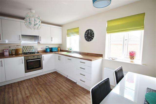 3 Bedrooms Town House for sale in Dene Place, Handsworth, Sheffield, S13 9DN