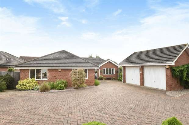 4 Bedrooms Detached Bungalow for sale in Francis Groves Close, Bedford