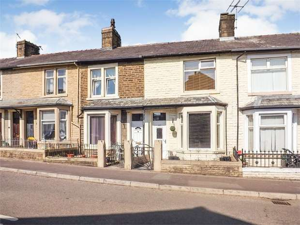 2 Bedrooms Terraced House for sale in Hapton Road, Padiham, Burnley, Lancashire