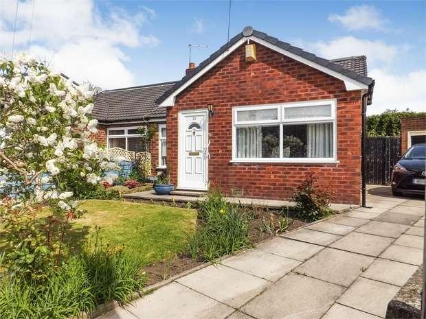3 Bedrooms Semi Detached Bungalow for sale in Ashgrove Crescent, Billinge, Wigan, Merseyside