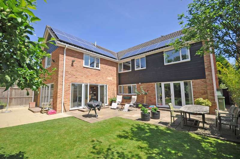 6 Bedrooms Detached House for sale in Meadway, Gosfield, Nr Braintree and Halstead, CO9